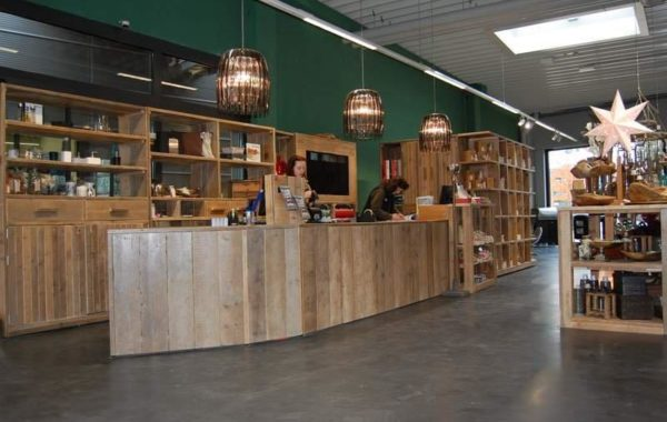 Retailinrichting winkel Leiden